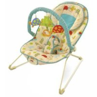 Fisher-Price - Turtle Days Bouncer - Walmart.com
