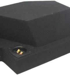 custom truck dodge ram 02 15 quad cab single 10 sub enclosure subwoofer box walmart com [ 1200 x 753 Pixel ]
