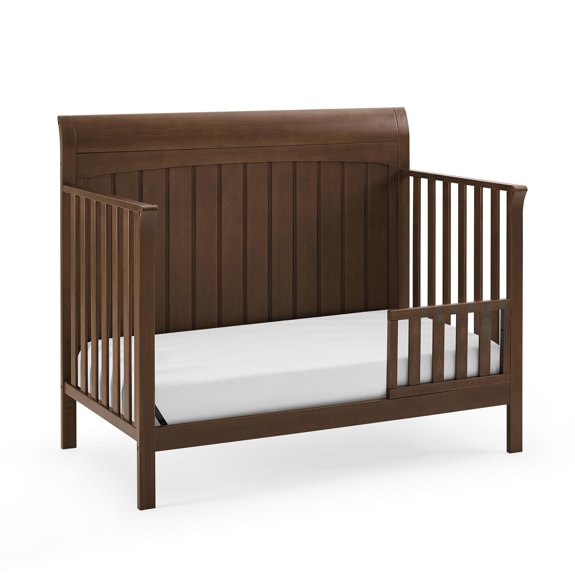 baby relax carnell toddler guardrail kids nursery furniture timber