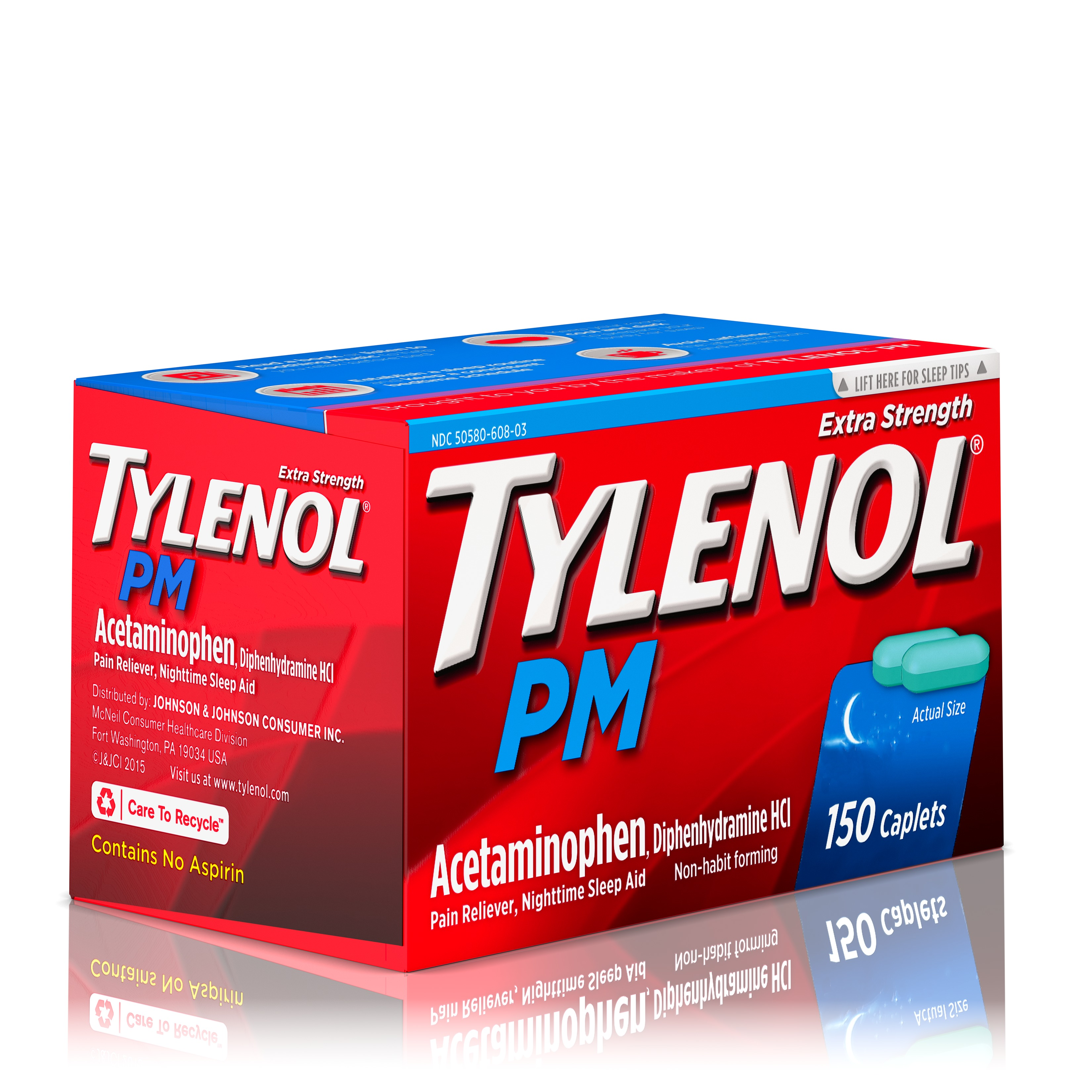 How Long Does Tylenol Pm Take To Work