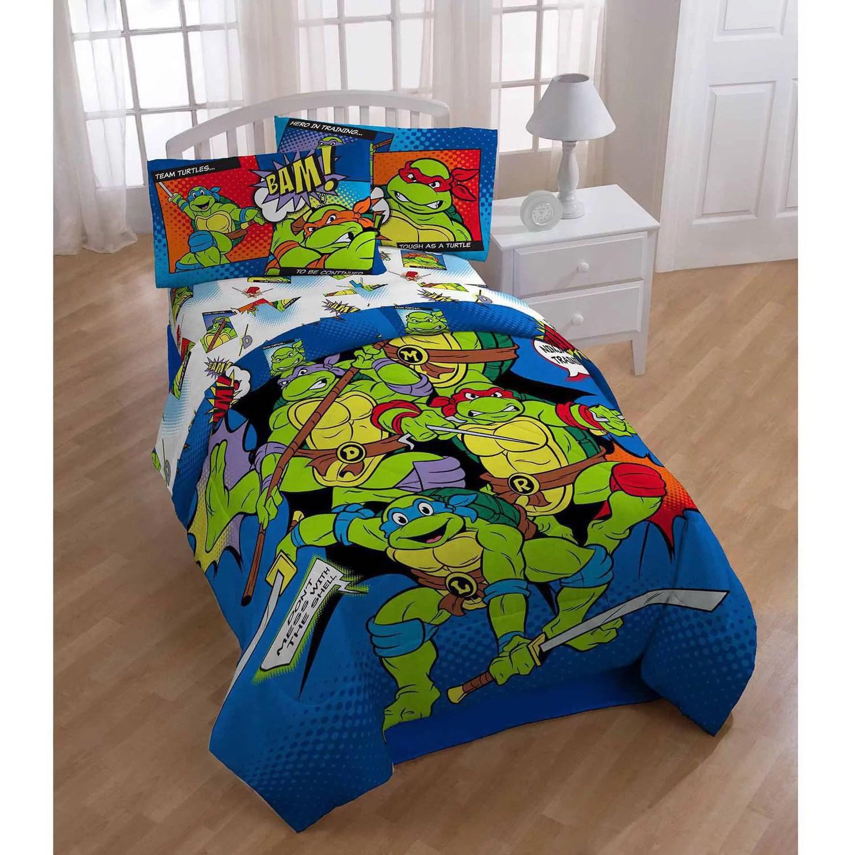 Ninja Turtle Bedroom Ideas