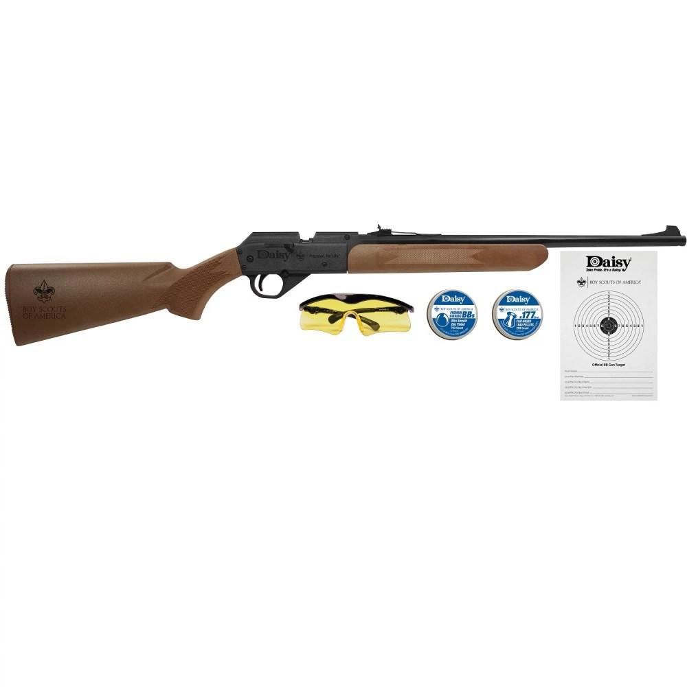 medium resolution of daisy official boy scouts of america bb gun 177 cal bsak1910 603 walmart com