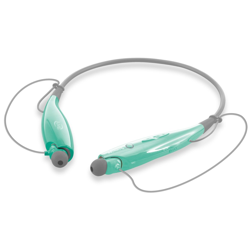 medium resolution of ilive wireless stereo neckband headset iaeb25 multiple colors walmart com