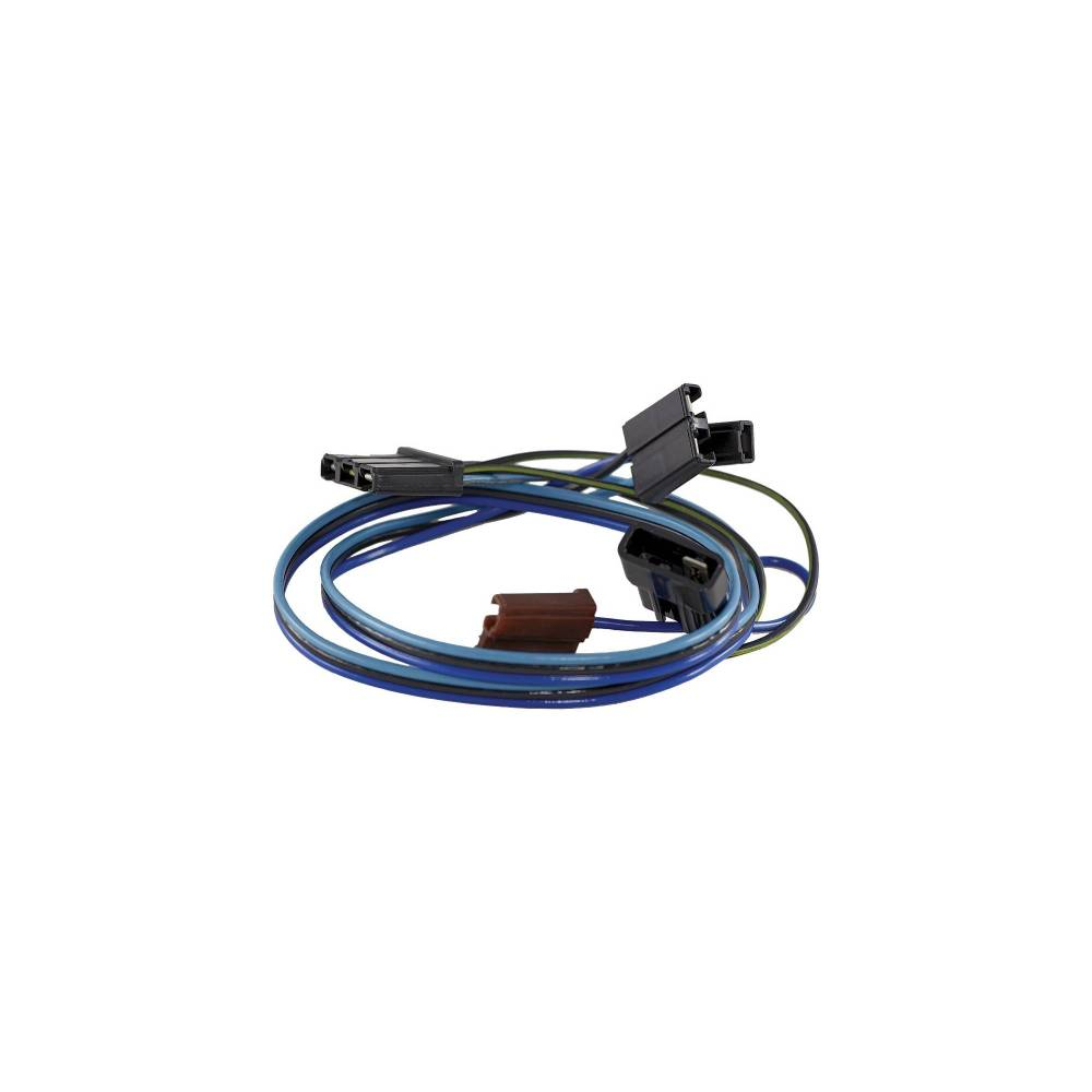medium resolution of eckler s premier products 50 206323 chevelle windshield wiper motor wiring harness 2 speed with washer walmart com