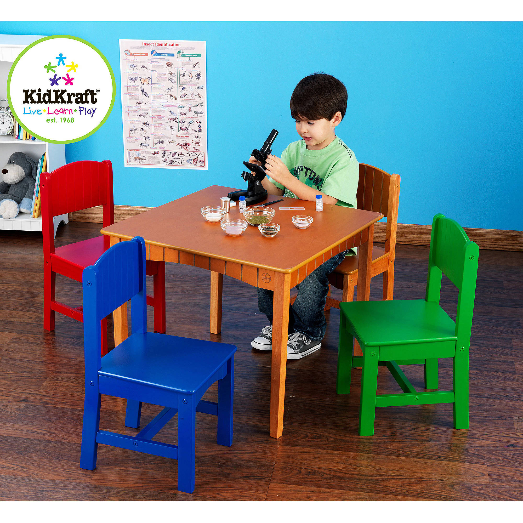Kid Table And Chair Nickelodeon Kids Table Chair Sets