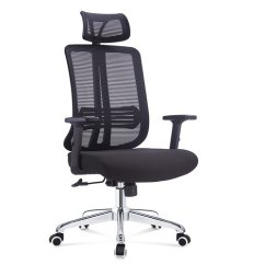Back Support For Office Chair Walmart White Scoop Dining Chairs Wrought Studio Pinnix High Multi Function Ergonomic Mesh Com