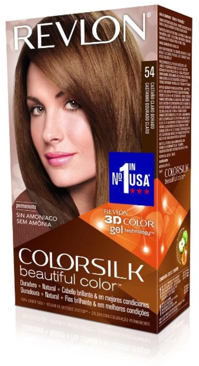 revlon colorsilk hair color 54