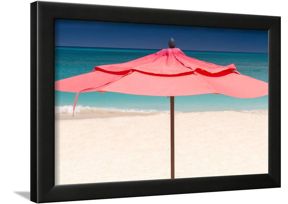 solo umbrella framed print wall art by verne varona walmart