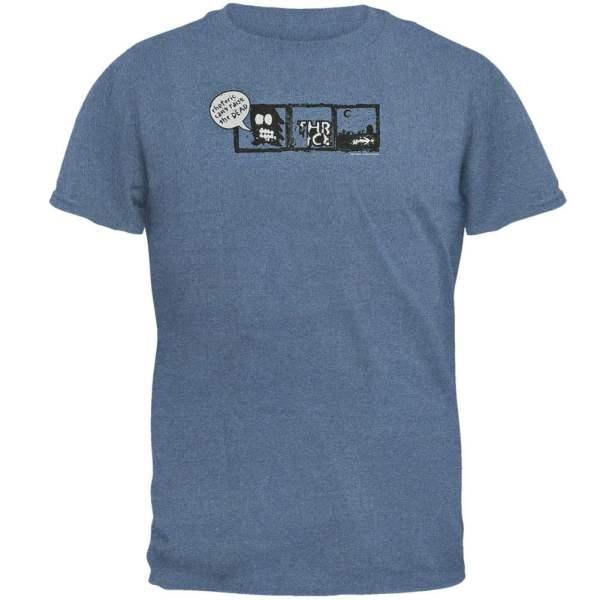Thrice - Ghost Cartoon T-shirt