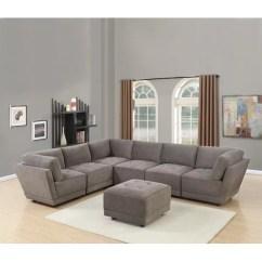7 Piece Living Room Package How To Choose A Rug For Latitude Run Kleiman Set Walmart Com