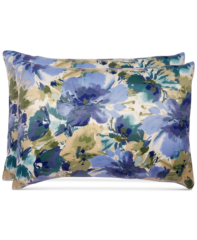 martha stewart collection meadow bouquet 14 piece queen comforter set