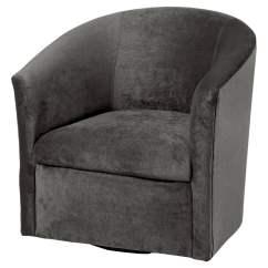 Barrel Chairs Swivel Rocker Small Computer Comfort Pointe Elizabeth Chair Walmart Com