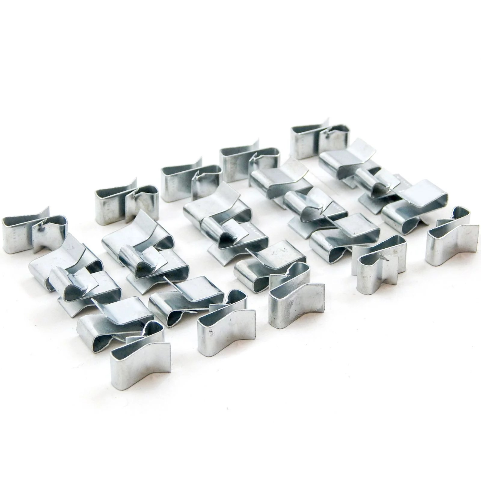 hight resolution of trailer wiring clips package of 25 attach wiring to frame hide protect walmart com