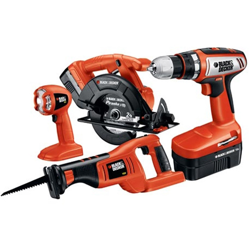 Black And Decker Firestorm Sawzall