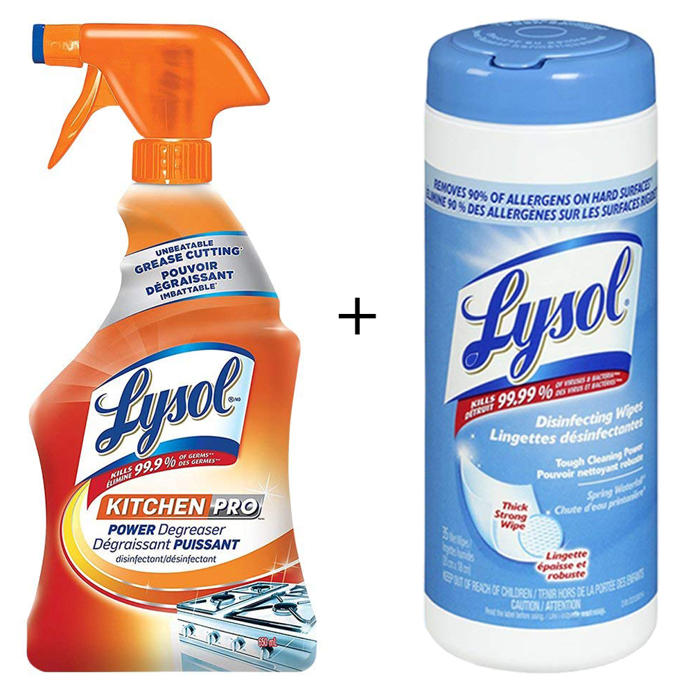 lysol antibacterial kitchen cleaner long narrow island disinfecting wipes spring waterfall 35 count