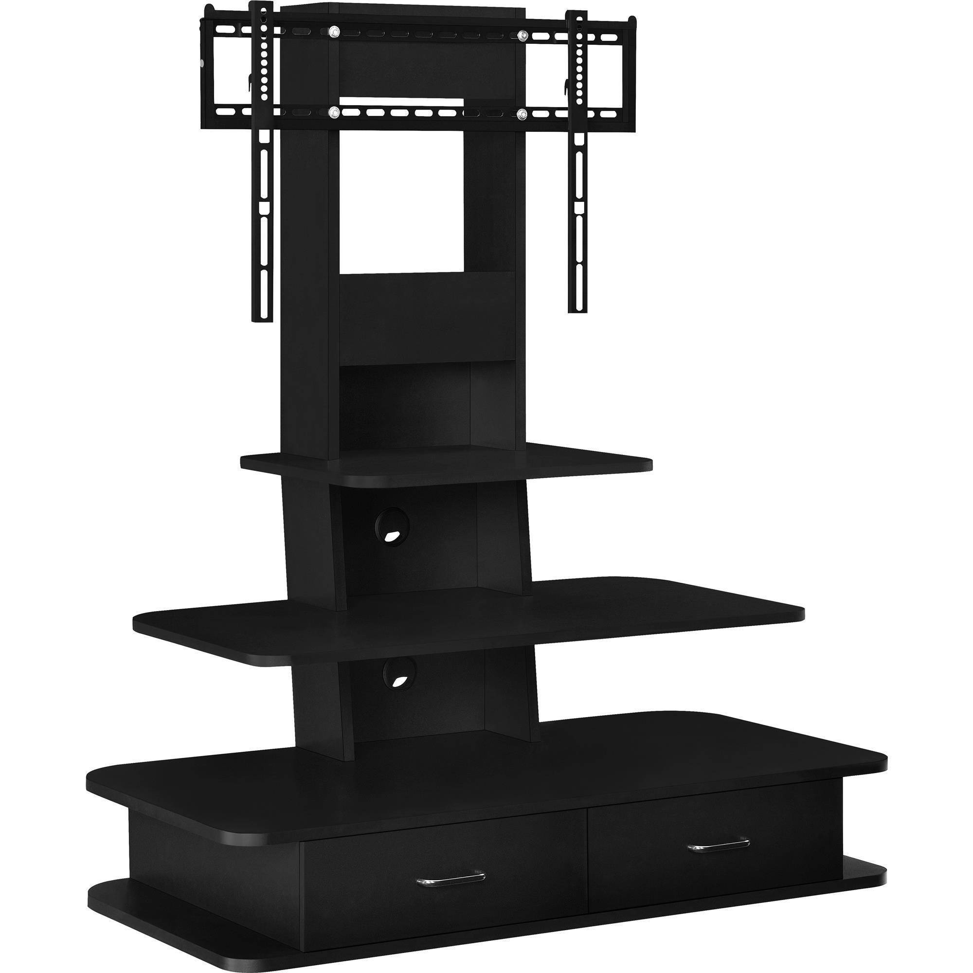 Large Entertainment Center Corner 65 Inch Tall 70 TV Stand 55 Best Heavy Dut  eBay