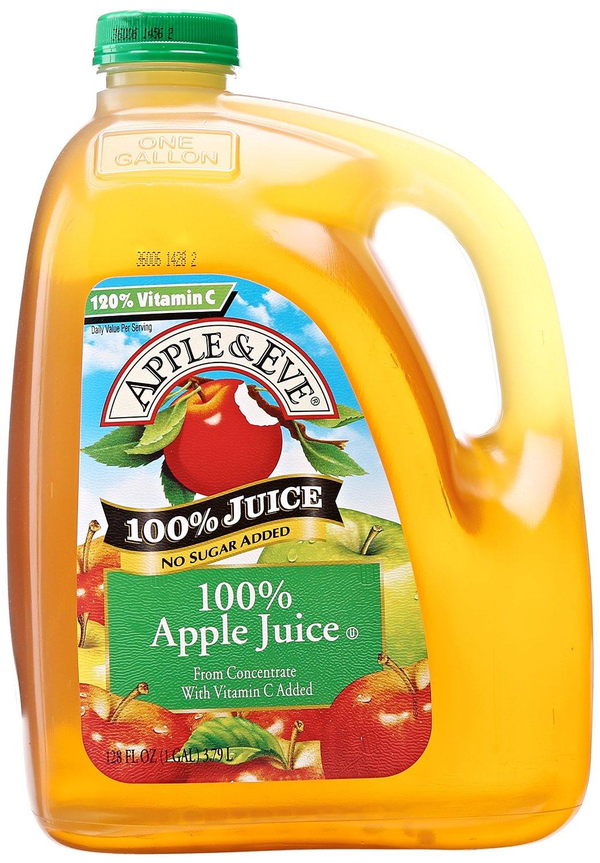 Apple Eve Apple Eve Juice Clear Apple 128 FL OZ