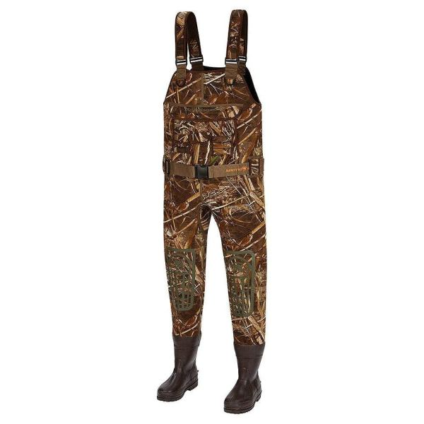 Arctic Shield 3.5mm Neoprene Deluxe Chest Wader Realtree Max-5 14 Stout
