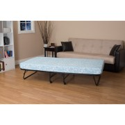 Dorel Home Folding Guest Bed With 5 Mattress Twin Image 3