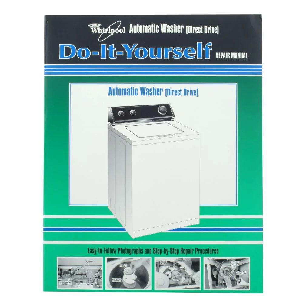 hight resolution of  array 4313896 whirlpool washer washer direct drive manuals walmart com rh walmart