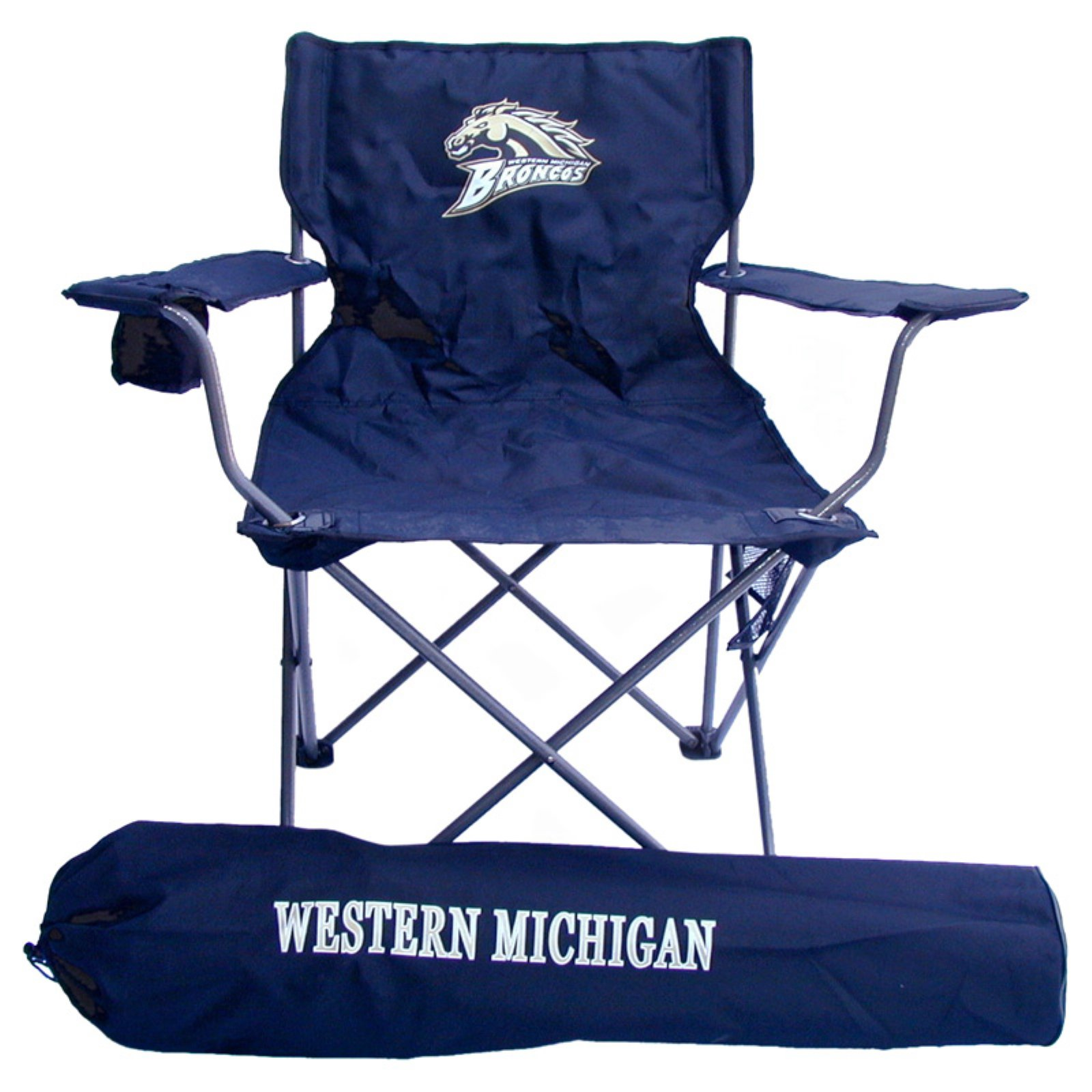 Tailgating Chairs Rivalry Collegiate Folding Adult Tailgate Chair Walmart