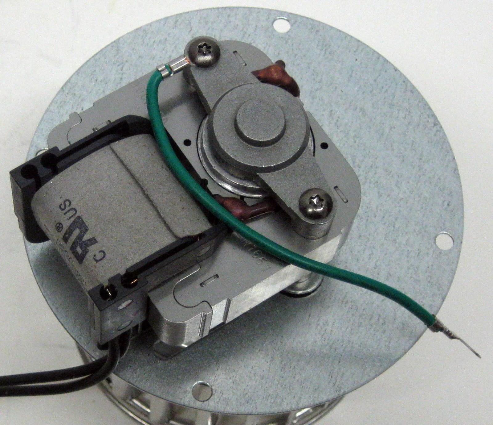 69357000 broan nutone bathroom exhaust blower motor vent fan wheel for 9605 c 57768
