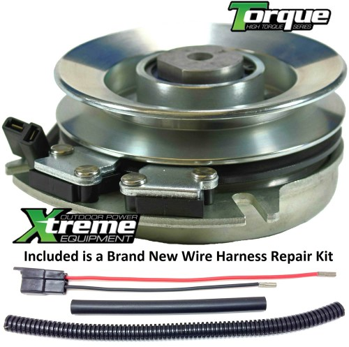 small resolution of bundle 2 items pto electric blade clutch wire harness repair kit replaces husqvarna 120756 electric pto blade clutch w wire harness repair kit