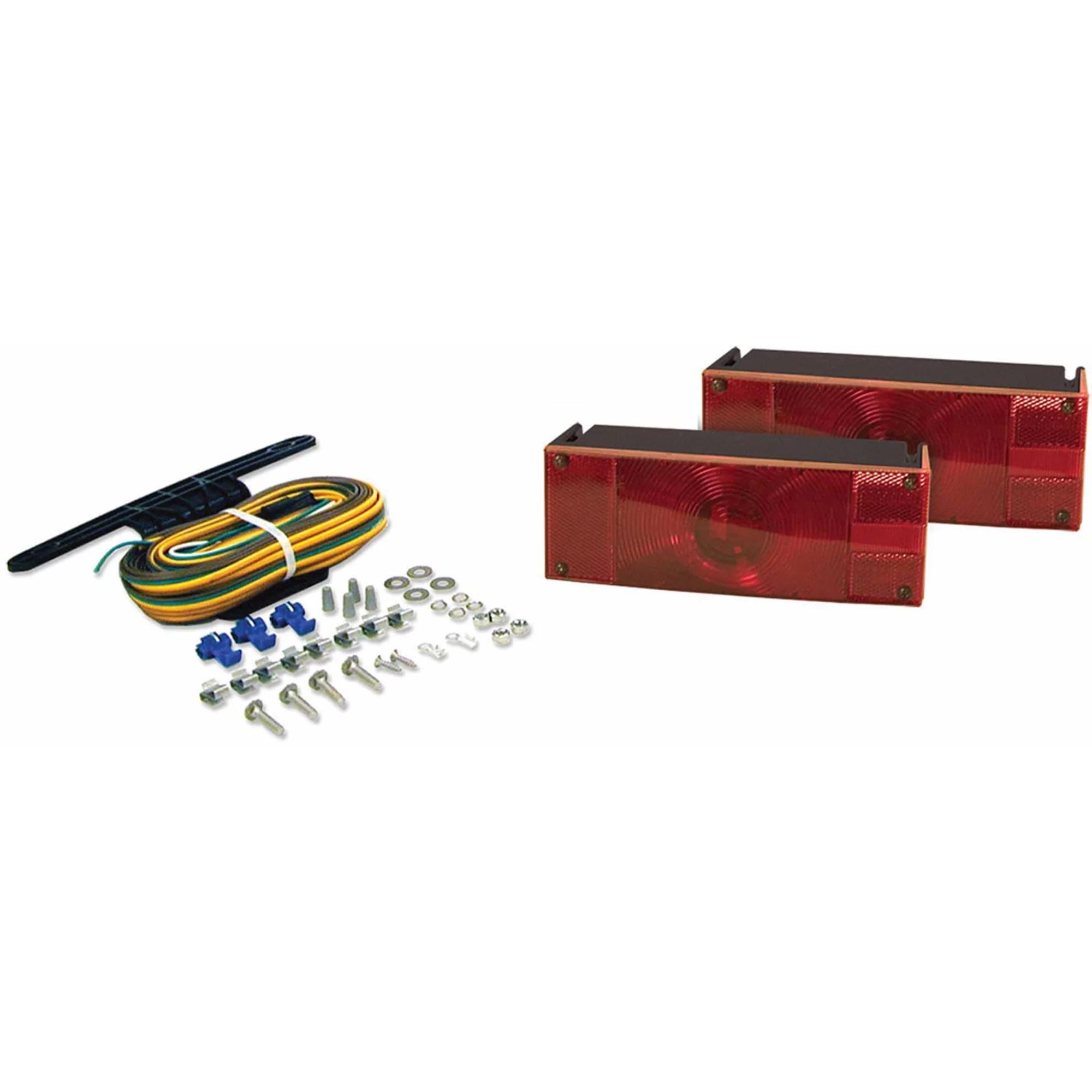 blazer international submersible low profile trailer light kit c6285 walmart com