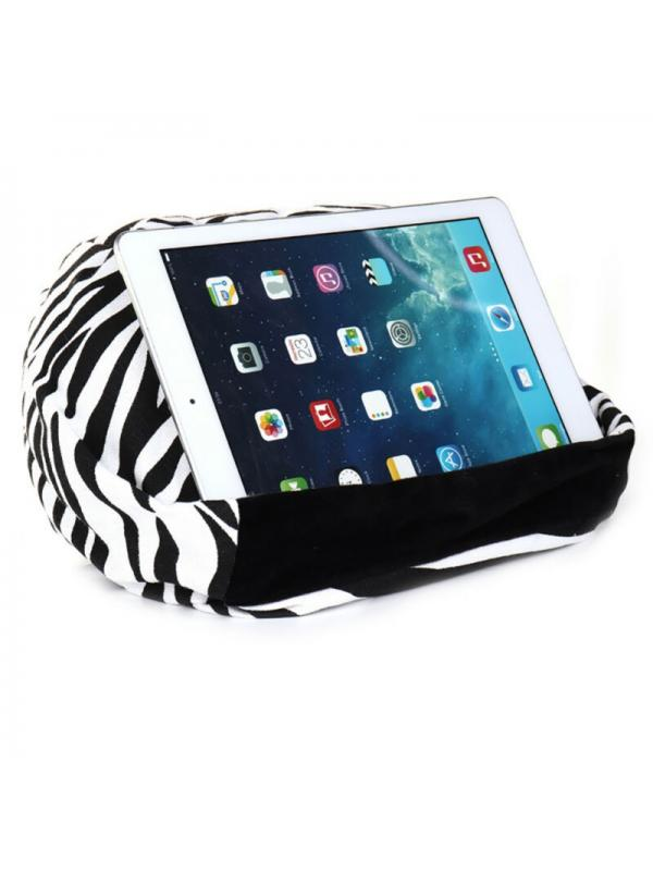 tablet pillow stand for ipad phone rest lap book reader holder reading cushion