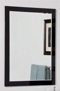 Aris Modern Bathroom Mirror - Walmart.com