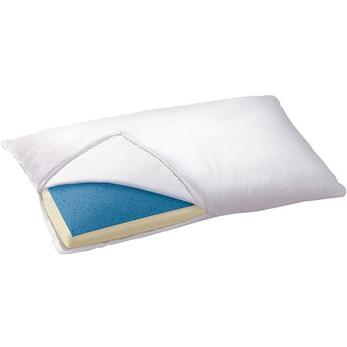 Sleep Innovations Gel Infused Pillow