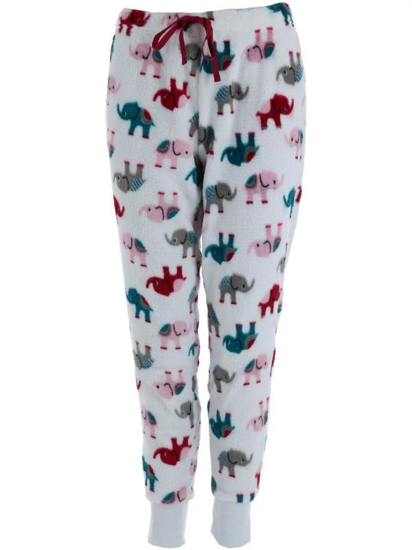 Pj Couture - Novelty Print Jogger Pajama Pants Women'
