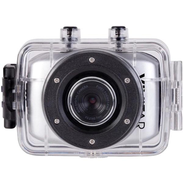 Vivitar Hd Waterproof Action Camera Silver