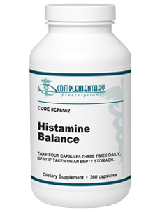 Complementary Prescriptions Histamine Balance 360 caps ...