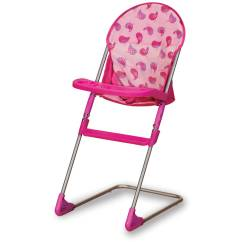 Baby Toy High Chair Set Folding Table Chairs For Toddlers Msl Doll Walmart Com