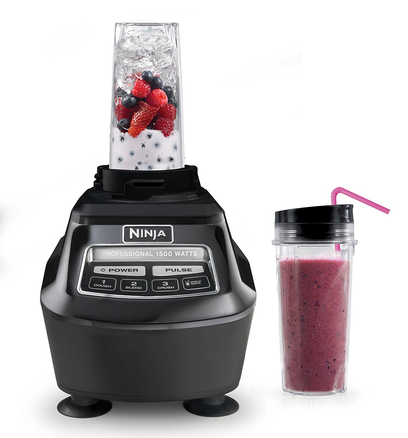walmart ninja mega kitchen system chairs on rollers 1500 8 cup blender reviews