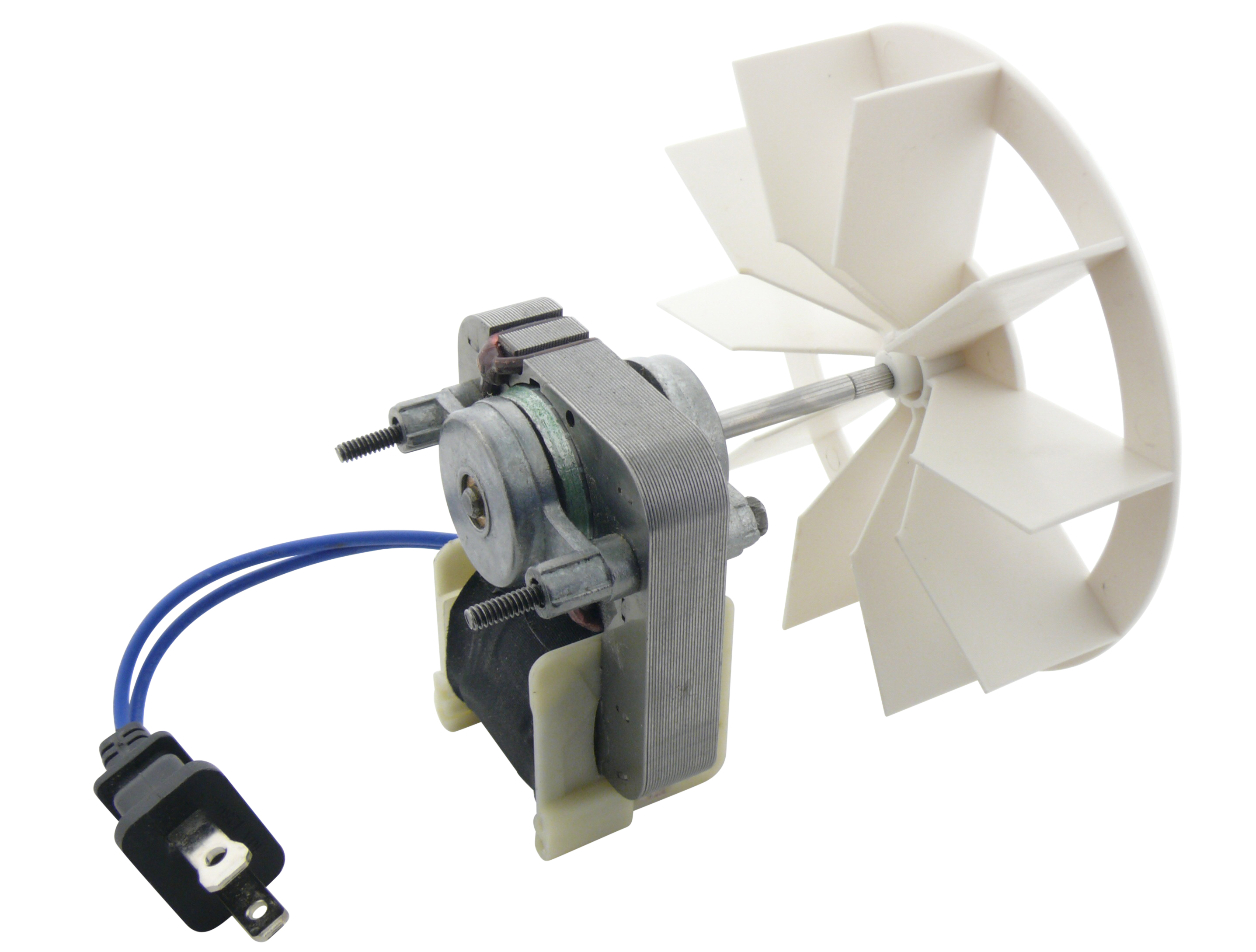 endurance pro bathroom vent fan motor and blower wheel replacement electric motors kit compatible with nutone broan 50cfm 120v walmart com