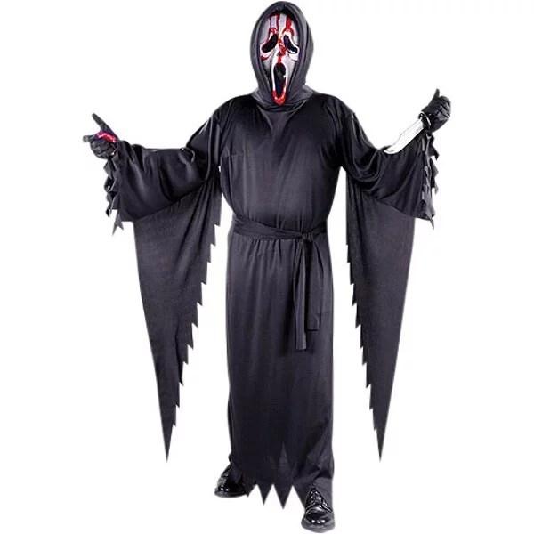 Adult Bleeding Scream Costume Walmartcom