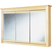"Maple Medicine Cabinet, 48"" - Walmart.com"