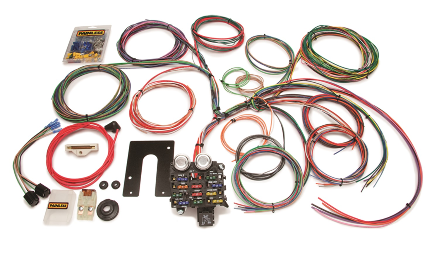 medium resolution of painless wiring 10105 chassis wiring harness walmart canada grommets wiring harness type page 56