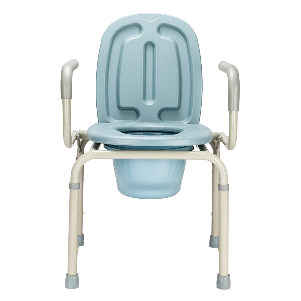 HBUDS Medical DropArm Commode for Seniors and Elderly