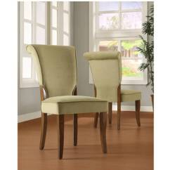 Safavieh Sinclair Ring Side Chair Ergonomic Kogan Humphry Dining With Silver Nail Heads, Set Of 2 - Walmart.com