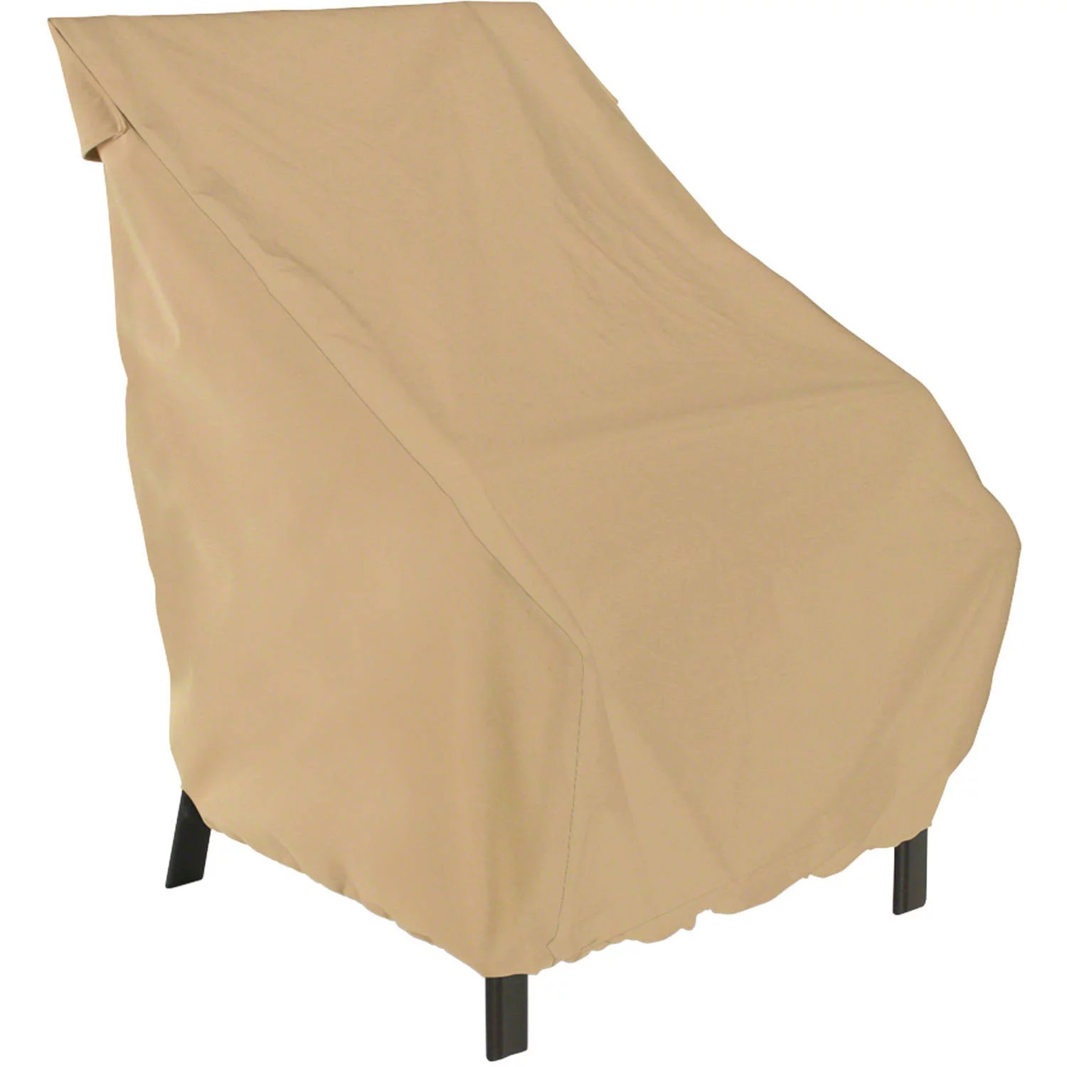 green patio chair covers spandex party city terrazzo standard cover all weather protection fits chairs 28 5 l x 25 d walmart com