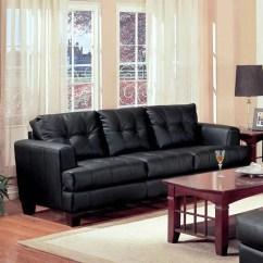 Coaster Samuel Bonded Leather Sofa Most Comfortable Bed Toronto Victoria ...