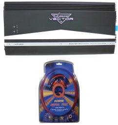 lanzar vct2610 6000w 2 channel amp car power amplifier 4 gauge wiring kit walmart com [ 1420 x 1551 Pixel ]