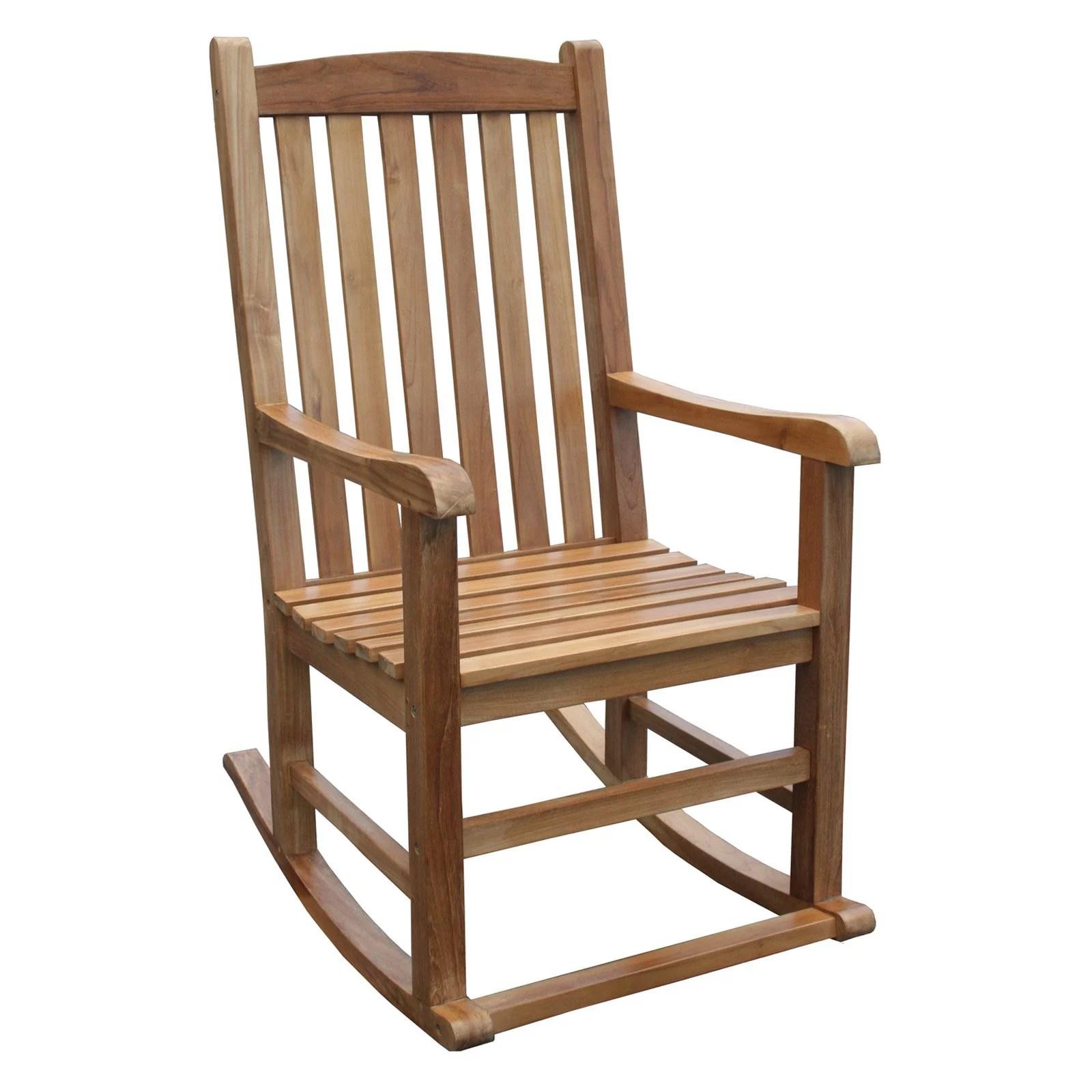 baby rocking chair walmart amazon lawn chairs chic teak outdoor