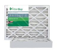 AFB Platinum MERV 13 16x20x4 Pleated AC Furnace Air Filter ...