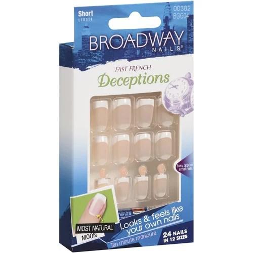 kiss products broadway nails natural