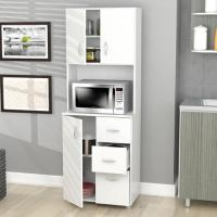 Inval Tall Kitchen Storage Cabinet - Walmart.com
