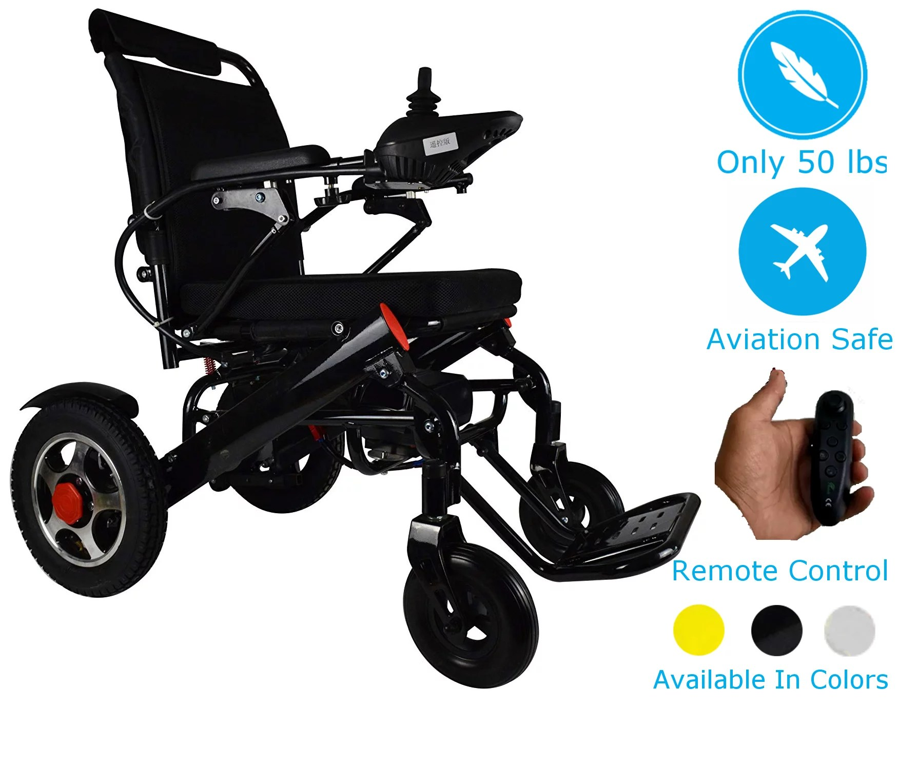 electric wheel chairs oak table and pressed back foldable wheelchair with remote control medical mobility aid scooter heavy duty power lightweight wheelchairs walmart com
